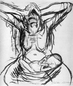 kathe kollwitz drawings - Google Search