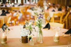 Barn Wedding in Pennsylvania - Rustic Wedding Chic