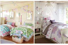decoração quartos de meninas