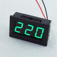 Cheap led display digit, Buy Quality led digital directly from China led display panel Suppliers: New Arrival Best Quality Green Inch LED Digital Voltmeter Voltage Display Panel Two Wires on Sale Display Panel, Led, Digital Alarm Clock, Alibaba Group, Green, Event Posters, Sons