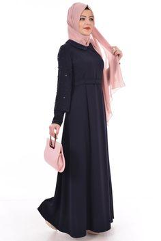 Modahira   Tesettür Elbise Modelleri ve Fiyatları Dresses For Work, Product Description, Fashion, Moda, Fashion Styles, Fashion Illustrations