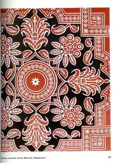 Flyer Goodness: Traditional Indian Design Motifs