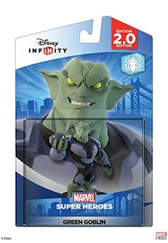 Disney Infinity: Marvel Super Heroes (2.0 Edition) Green Goblin Figure - Not Machine Specific Disney Infinity http://www.amazon.com/dp/B00OVSKCBO/ref=cm_sw_r_pi_dp_B9I2wb02174JK