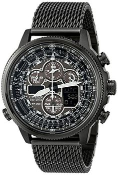 Citizen EcoDrive Mens JY803750E Navihawk AT Watch ** Continue to the product at the image link. (Note:Amazon affiliate link)