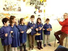 Strumentario orff Aria di Mozart - YouTube