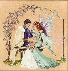 Once Upon a Time, Cross Stitch from Passione Ricamo