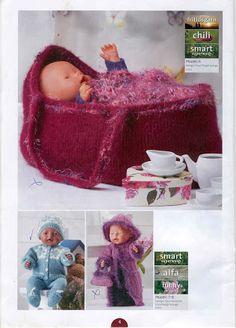 Albumarkiv - Baby Born Sandnes 0702 Album, Archive, Scale Model