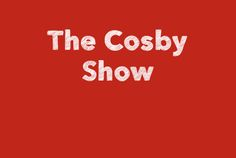 My board to honor what was arguably the best television show of all time - The Cosby Show