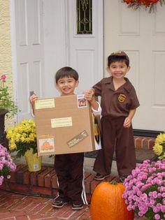 UPS costumes