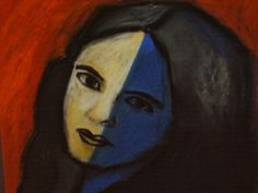 Amélie Nothomb vue par Marie Guillaume