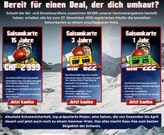 Crowdfunding alpine – massive Reduktion von Skiabos in Saas-Fee