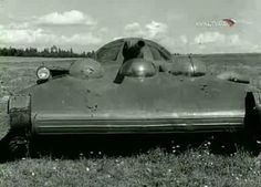Russian Hover Tank 500-8...