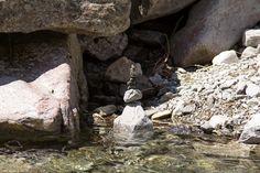 In der Natur unterwegs: Vier Täler, drei Pässe im Locarnese - Steinmannlikunst - #ExpeditionLocarnese