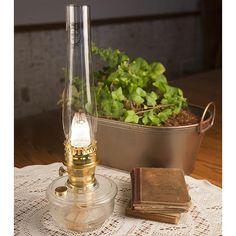 Aladdin Genie III Oil Lamp