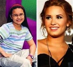 disney stars then and now - Bing Images