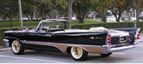 1957 DeSoto Adventurer.