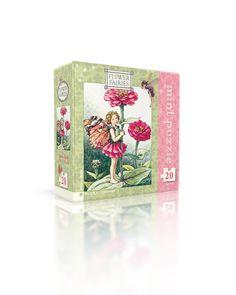 Zinnia Fairy from the New York Puzzle Company