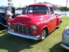 1956 chevy pickup   1956 CHEVY TRUCK   Flickr - Photo Sharing!