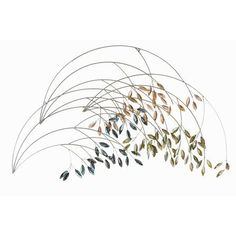 Sweeping Branches Metal Wall Art | Dunelm  sc 1 st  Pinterest & Butterfly and Jewel Wall Art | Dunelm Mill | ? Home ...