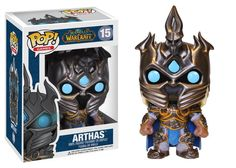 POP! Games # 15: World Of Warcraft: ARTHAS