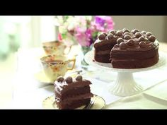 Mary Berry's malted chocolate cake recipe is made with a malted icing and topped with Maltesers. It's a real crowd-pleaser and family favourite. Mary Berry Cake Recipes, Recipe Berry, Chocolate Icing, Melting Chocolate, Cake Recipes In Hindi, Malteser Cake, British Baking, Delicious Magazine, Cake Cookies