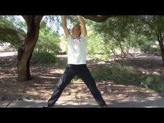 8 Simple Movements of Qigong for Beginners by Jake Mace - YouTube