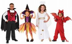 Amazing Kids Halloween Costumes Ideas
