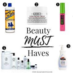 Sharing my top beauty picks on the blog! #motherhood #mommy #sahm #parenting #mom #stayathomemom #fashion #fashionista #stylish #stylishmom #makeup #beauty #fashiontips #haircare