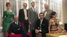 Matthew Weiner on season 5 of Mad Men
