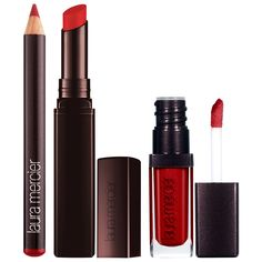 New at #Sephora: Laura Mercier Perfection Lip Trio #makeup #lips #lauramercier