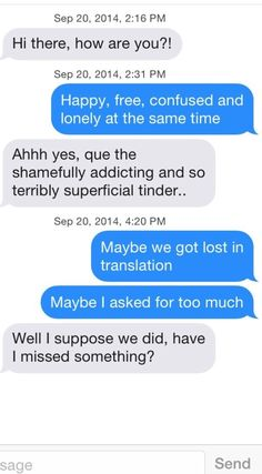 This guy was like #same to being happy and lonely at the same time. | Here's What Happens When You Reply To Dudes On Tinder With Taylor Swift Lyrics