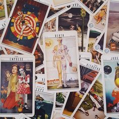 The Zombie Tarot: An Oracle Of The Undead With Deck And Instructions  #aesthetic #grunge #wiccan #tarot #zombie #cards #magic