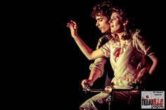 Arianna Battilana e Federico Marignetti - Spring Awakening - Teatro Menotti a Milano