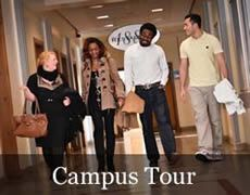 Campus Tours - click the picture for more