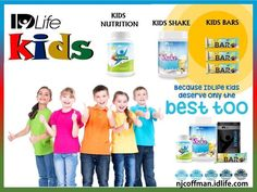 ID Life has a whole line for the kids in your life! Your little ones deserve the best!
