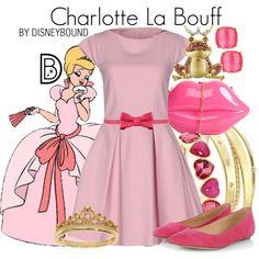Disney Bound - Charlotte La Bouff