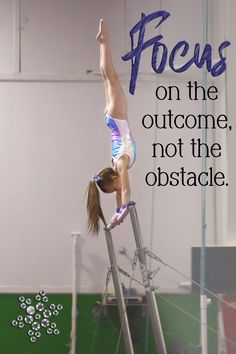 Use your final goal as motivation to get past the obstacles in your way and succeed motivation! Use your final goal as motivation to get past the obstacles in your way and succeed! Gymnastics Funny, Gymnastics Tricks, Gymnastics Skills, Gymnastics Flexibility, Amazing Gymnastics, Gymnastics Workout, Gymnastics Pictures, Gymnastics Leotards, Gymnastics Problems