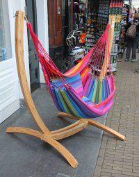 Marañon hammocks, the hammock chair specialist. Already 35 years specialised in hammocks and chairs