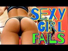 Sexy Girls Fails | The Best Fails 2017 | Fail Academy