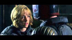 Dredd - 3D - Trailer (deutsch / german)
