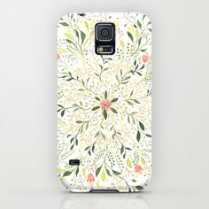 Flower Burst iPhone & iPod Case
