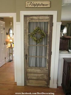Neat inside door