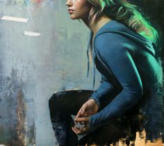 Alpay Efe Paints Figurative and Realistic Scenes from His Studio Art Painting, Travel Art, Amazing Paintings, Painting, Female Art, Beautiful Paintings, Portrait Painting, Digital Painting, Oil Painting Portrait