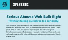 Create a style prototype for your responsive site