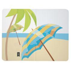 Beach Vacation Pocket Journals