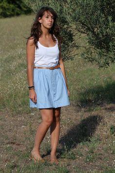 les jupes de l'été – By Sandra's hand