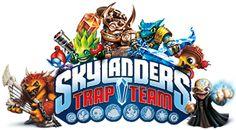 Meet the Skylanders - Skylanders Trap Team Characters and More