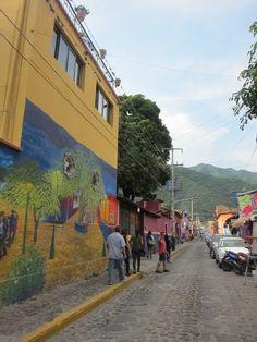 Coffee Break: Los Colores de Ajijic, Jalisco México