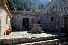 Inside the Hermitage of Valldemossa, Mallorca