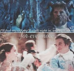 Evermore is such a brutally honest, heartbreakingly beautiful song. It is by far my favourite piece by Alan Menken from my new favourite movie, Beauty and the Beast!